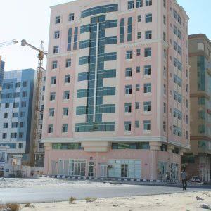 COMMERCIAL BUILDING FOR MR  MOHAMMED MUBARAK SALMEEN AL